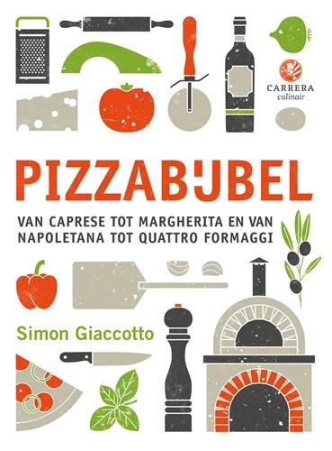 KLIK & BESTEL de Pizzabijbel van Simon Giacotto