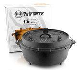 Petromax Dutch Oven ft6 6L met pootjes en draagtas_