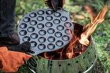 Petromax gietijzeren poffertjespan 30cm_