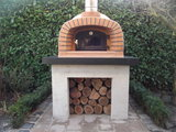 Difiore zelfbouw houtoven 2 pizza's type 5A_
