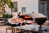 Ooni Pizzaoven KODA 16 op gas_
