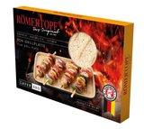 Romertopf BBQ grillplaat ribbels 34 x 23 cm_