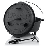 BBQ-Toro Dutch oven Forest 7,3L (DO6F)_
