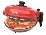Optima Napoli Pizza Express steenoven rood_