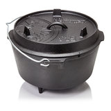 Petromax Dutch Oven ft9 8L met pootjes_
