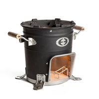Envirofit M5000 base kooktoestel rocket stove
