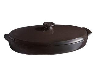 Emile Henry Papillote E-box 410x240x105mm Fusain (9543-79)