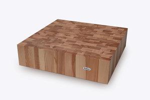 Butler Hakblok Beuk kops 40x40x10cm