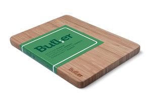 Butler Snijplank Bamboe 28x21x1,8cm