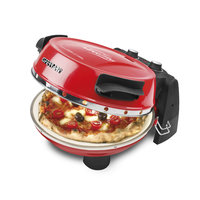 G3Ferrari Napoletana pizza steenoven met dubbele steen
