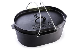 Valhal Dutch Oven 9L Ovaal