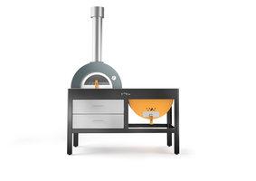 Alfa Pizza TOTO grill oven