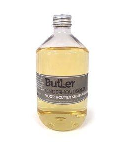 Butler Olie voor houten snijplanken fles 500 ml