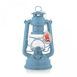 Feuerhand stormlantaarn 276 Pastel blauw