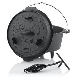 BBQ-Toro Dutch oven Forest 4,2L (DO45F)