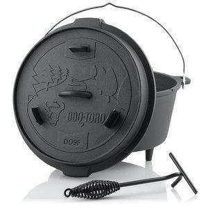 BBQ-Toro Dutch oven Forest 9L (DO9F)