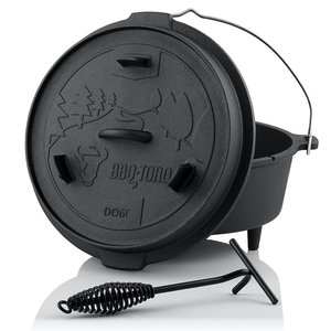 BBQ-Toro Dutch oven Forest 7,3L (DO6F)