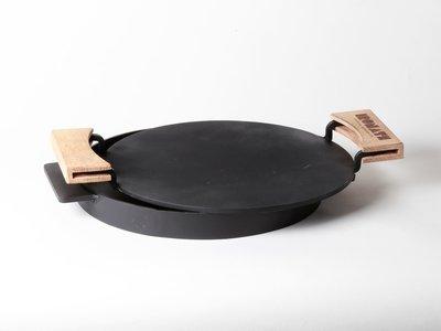 IRONATE Pizza pan