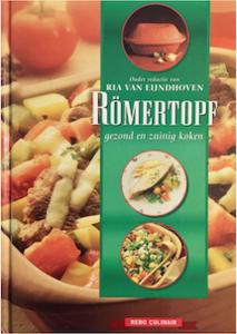 Romertopf receptenboek Ria van Eijndhoven