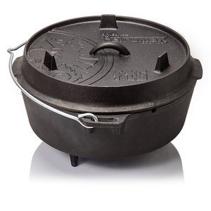 Petromax Dutch Oven ft6 6L met pootjes